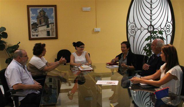 La oferta de turismo religioso de Caravaca será uno de los atractivos de la Feria de Bérgamo
