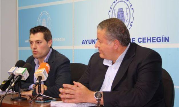 El Alcalde de Cehegín y el Consejero de Fomento se aúnan para que el Casco Histórico se declare zona de rehabilitación y reforma urbana