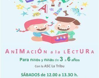 Vuelve la animación a la lectura a la Biblioteca Municipal de Bullas