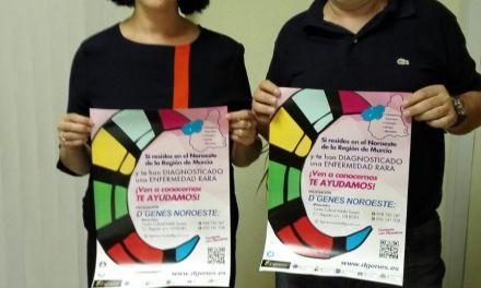 La Concejal de Servicios Sociales de Bullas se reúne con el coordinador de la Asociación D'Genes