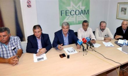 Fecoam critica la falta de actuación ante el problema del uso de prácticas ilegales para impedir la lluvia