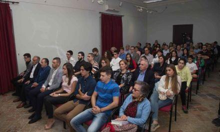 La fundación Robles Chillida premia con ayudas de estudio a 15 alumnos de centros educativos de Caravaca
