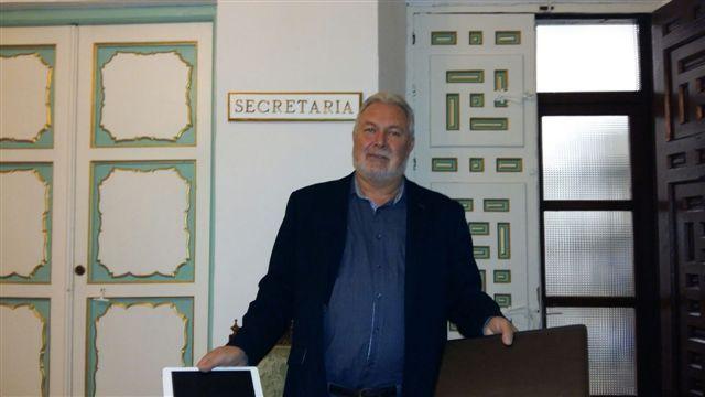 Pepe Soria deja el cargo de concejal del Ayuntamiento de Cehegín