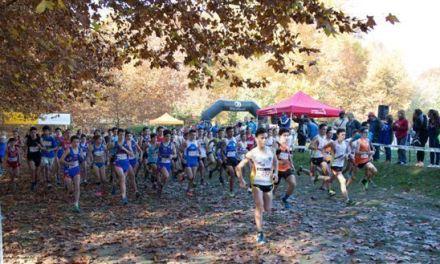Más de 700 atletas disfrutaron de una jornada de cross en las Fuentes del Marqués de Caravaca