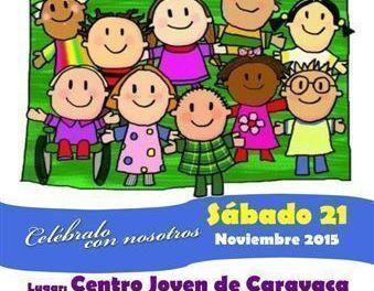 Caravaca celebra este sábado el 'Día Universal del Niño'
