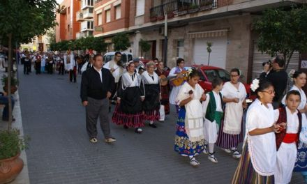 Celebrado el el I Encuentro de Cuadrillas Villa de Calasparra