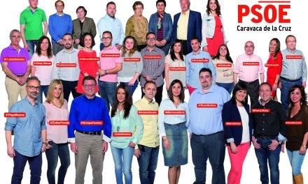 Programa municipal resumido de Gobierno de los socialistas de Caravaca
