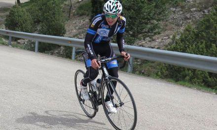 El ciclista moratallero Rubén Montoya ficha por el equipo filial del MoviStar Team