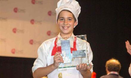 El Basilio Sáez gana el concurso La Tapa Junior de Caravaca