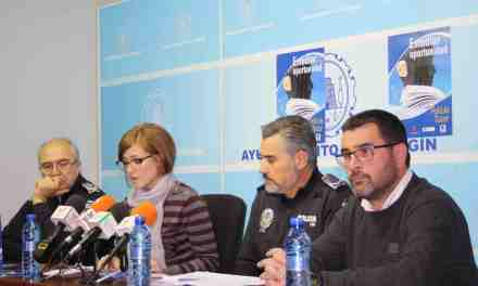 Presentado en Cehegín un folleto informativo sobre la figura del Policía-Tutor