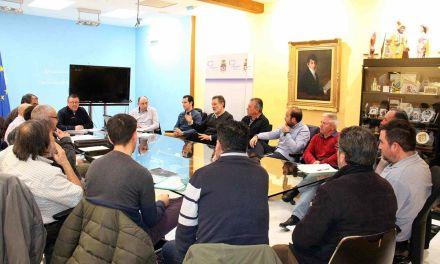 El Ayuntamiento de Caravaca celebra una reunión entre las partes afectadas por el coto de caza de 'Los Enebrales'