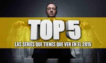Dejamos atrás 2015: qué series de televisión ver