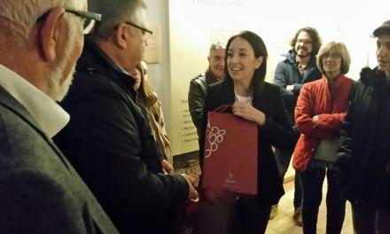 La Federación de Moros y Cristianos de la Ciudad de Murcia conoce el Museo del Vino Bullas y una bodega de la Ruta del Vino