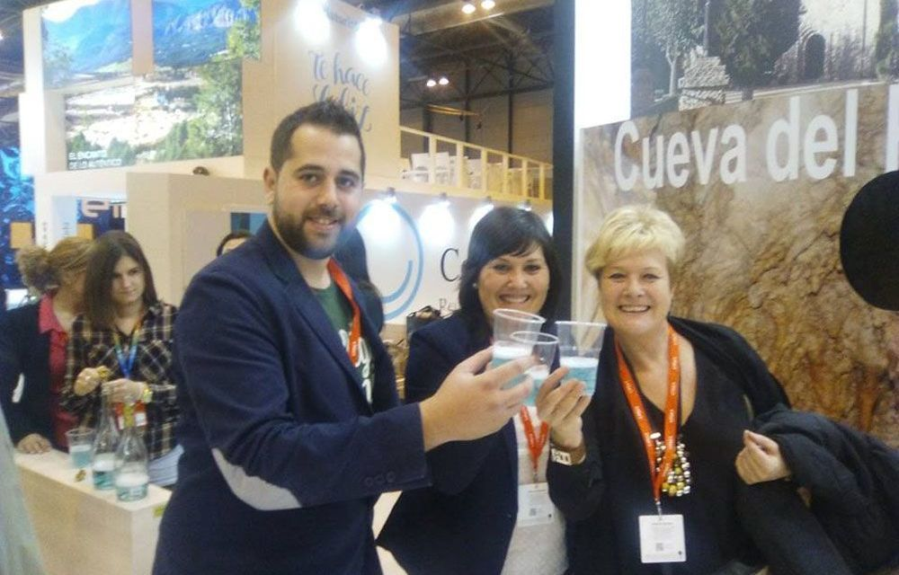 «Además del municipio de Cehegín, como municipio turístico, estábamos muy interesados en una oferta integral como Noroeste de Murcia», Ana María Molina, concejal de Turismo
