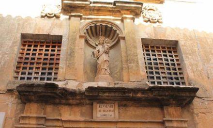 Ciudadanos lleva al Congreso de los Diputados la actual situación del Convento e Iglesia de las Carmelitas de Caravaca