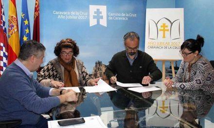 Ayuntamiento de Caravaca y Cofradía firman un convenio de colaboración