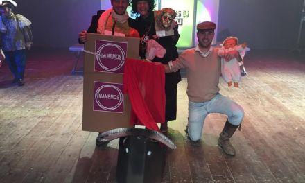 """Cehegín vive su noche más alegre con la Fiesta del  """"Mascarón"""" y la entrega de premios del concurso"""
