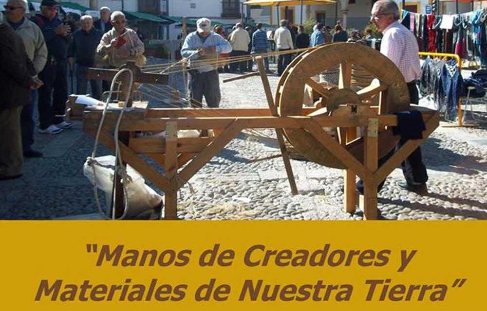 'El Mesoncico' regresa este domingo a Cehegín con una edición dedicada a los oficios artesanos