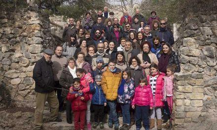 Sesenta participantes en la primera de las rutas para descubrir las pedanías y la huera de Caravaca