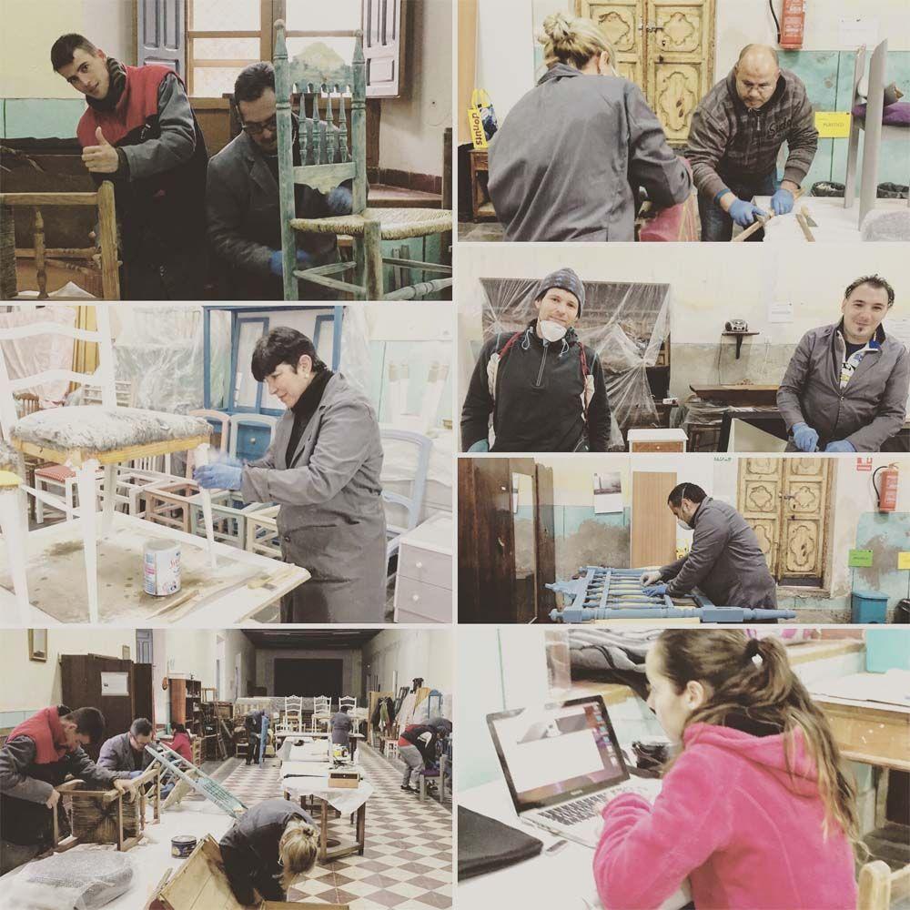 El Proyecto Begastri Cuenta Con Una Nueva Profesional Para  # Muebles Cehegin