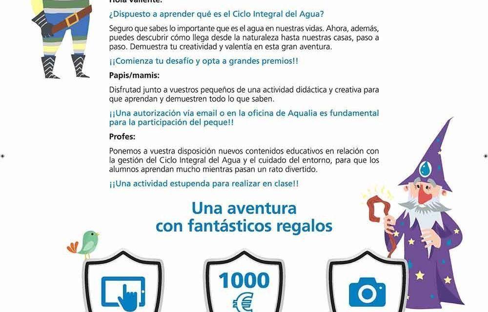 El Ayuntamiento De Caravaca Y Aqualía Convocan El Xiv Concurso De