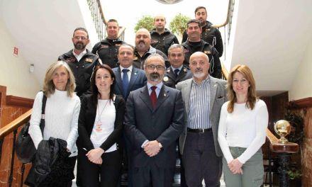 Caravaca, Bullas, Mula y Campos del Río se unen para mejorar la coordinación de Protección Civil
