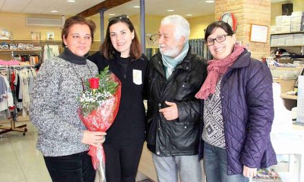 Salvadora Jiménez y Adela Giménez, premiadas en Caravaca en el Día Internacional de la Mujer
