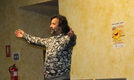 Más de 200 alumnos caravaqueños participan en el taller 'Gimnasio de las emociones' de Ángel Rielo