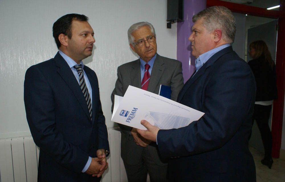 Firmado un acuerdo entre el Ayuntamiento de Calasparra y los empresarios del metal