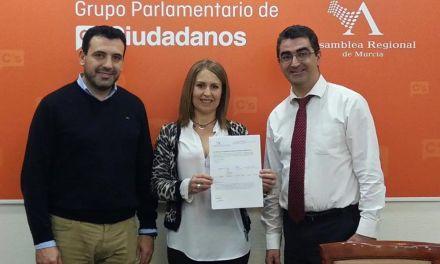 Aprobada moción de Ciudadanos para instar a la CARM para que se inicien los trabajos para la apertura de la carretera de Cañada de García