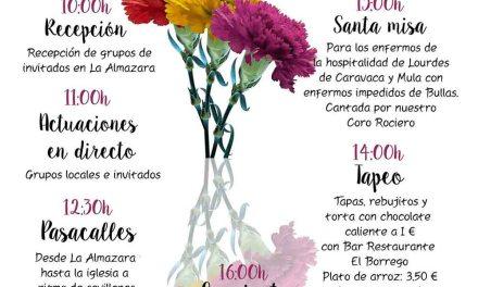 La III Gran Fiesta Flamenca, Rumba y Sevillanas se celebre en Bullas el 3 de abril