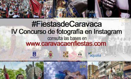 La Concejalía de Festejos convoca el IV concurso en Instagram 'Fiestas de Caravaca'