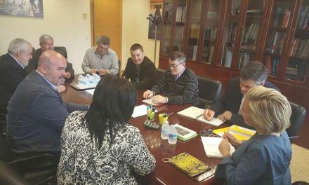 La Consejería concluye la redacción de los proyectos de optimización y modernización de la Comunidad de Regantes de Pliego