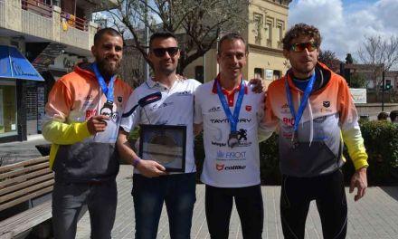 El ceheginero Cristóbal García Guillén, cuarto lugar el Campeonato de España de Duatlón