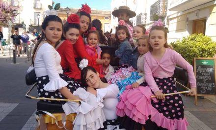 Sevillanas, flamenco y rumbas para un domingo de fiesta en Bullas