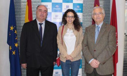La investigadora murciana Lucía Serrano sostiene en FREMM que la energía solar fotovoltaica es rentable desde hace tiempo