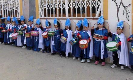 Semana Santa en la  Cooperativa de Enseñanza Nuestra Señora de las Maravillas de Cehegín