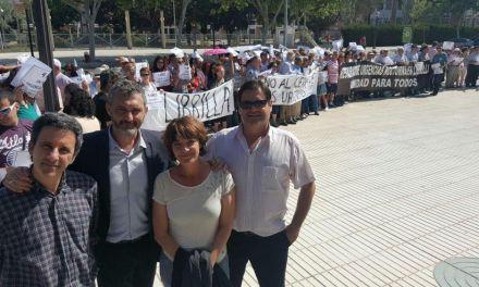 Podemos exigirá ante Sanidad las reivindicaciones de los vecinos de Librilla, Portmán, Moratalla, Benizar, el Calar de la Santa o el Sabinar