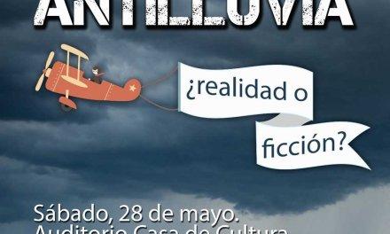 Charla en Bullas el sábado 28 de mayo sobre las avionetas anti-tormenta o anti-lluvia