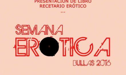 La Semana Erótica combina arte, cine y espectáculo de magia con el clásico concurso de pintura y recital erótico