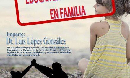 """EducAcción abre su formación a madres y padres con un taller sobre """"Educar la interioridad en familia"""""""