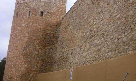 La muralla del Castillo de Caravaca recuperará su estado original gracias a las obras financiadas con 400.000 euros