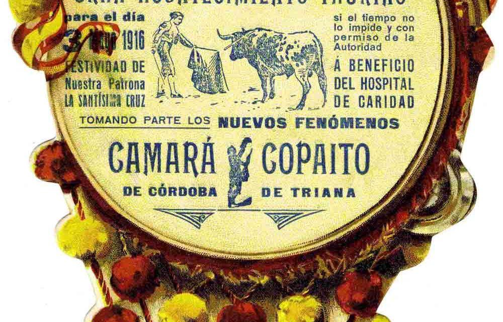 Cuando la Comisión de festejos publicaba sus cuentas (Las fiestas de 1916)