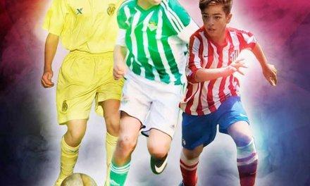 La Tomir Cup reúne a más de 400 futbolistas alevines este fin de semana en Caravaca