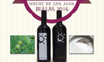 Abiertas las inscripciones en Bullas para el VI Taller de Elaboración del Vino de Nueces