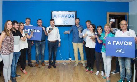El PP de Caravaca propone a los grupos municipales un debate de política nacional con motivo de la campaña electoral