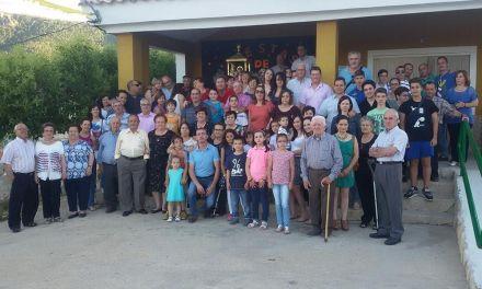 Casa Requena vive sus fiestas en honor de Santa Bárbara