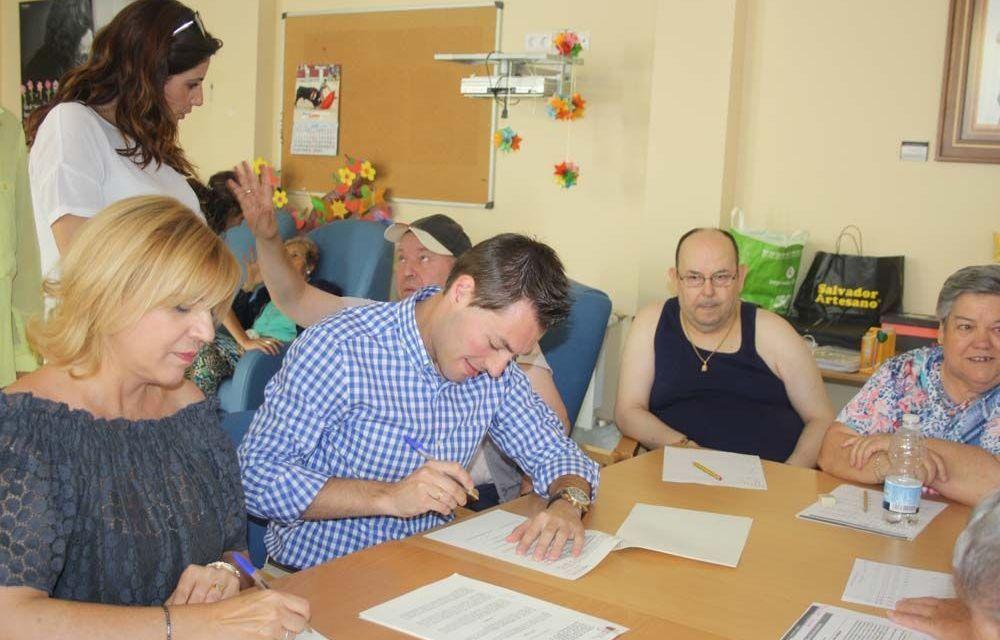 El Centro de Día de Cehegín contará con siete plazas más para  la atención a personas mayores