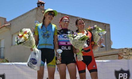 Nurfruit-Tortugas Bike se impone en la Sabina Albar Bike
