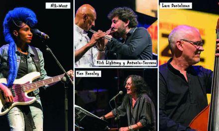 Inaugurada la edición decimonovena Festival de Jazz de San Javier con la calidad y el buen gusto como protagonistas